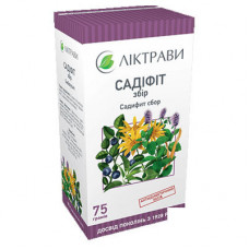 Садифит сбор пачка 75 г